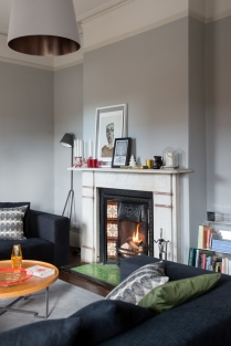 Drumcondra first floor sitting room Sherrard Design