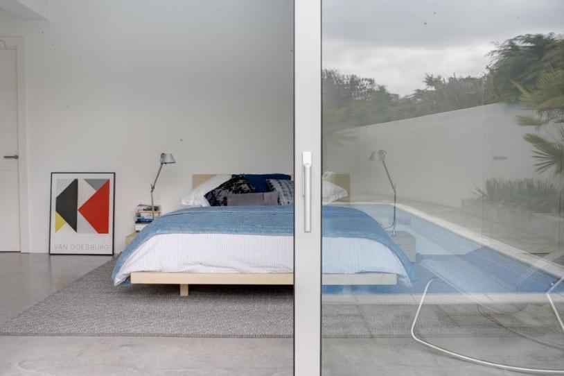Howth master bedroom Sherrard Design