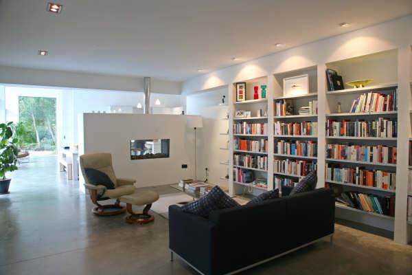 Howarth library Sherrard Design