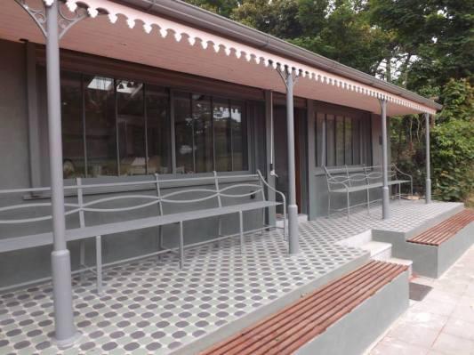 De Vesci Tennis Club Exterior II Sherrard Design