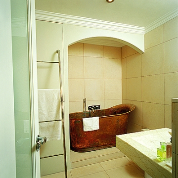 Monks town Bathroom Sherrard Design