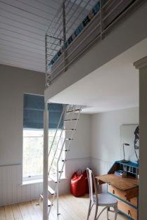 Mezzanine Bedroom Rathgar Sherrard Design