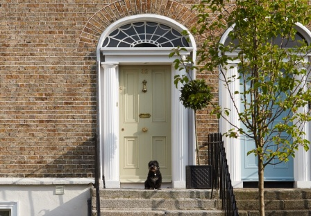 Hall Door Rathgar Sherrard Design